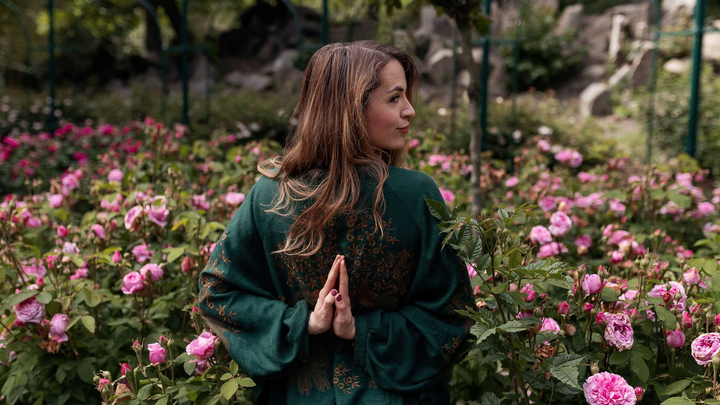 Alice, Teacher At Macha Yoga