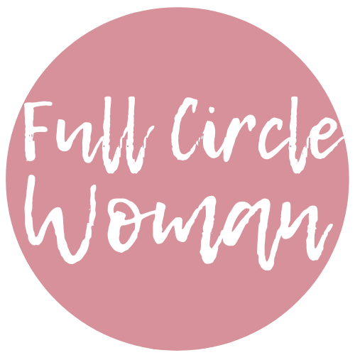 Full Circle Woman Logo