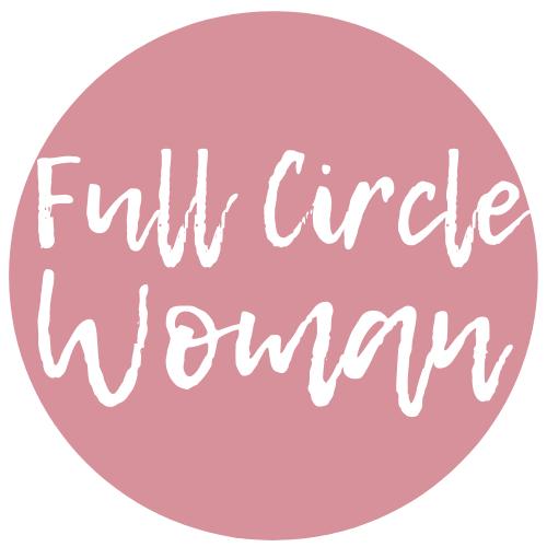 Full Circle Woman Logo