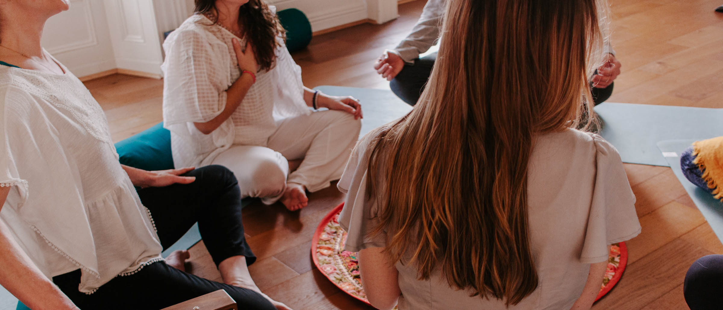 macha yoga class